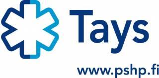 Tays logo ja linkki verkkosivuille
