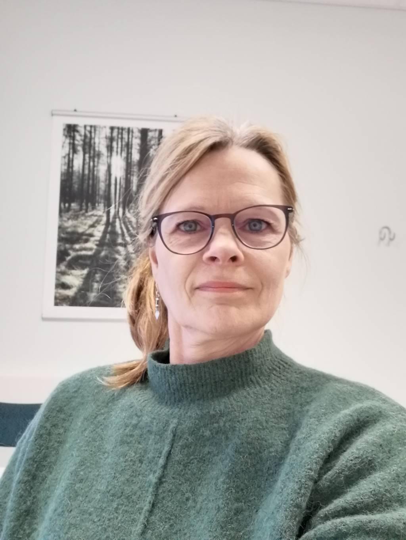Anne Ylikosken kuva