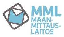 Maanmittauslaitoksen logo