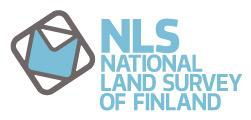 NLS National land survey of Finland logo
