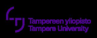Tampereen yliopiston logo ja linkki verkkosivuille