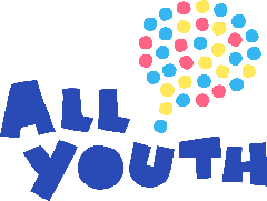 All Youth logo and link to the website