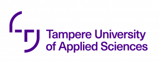 Tampere University of Applied Sciences logo and link to the website