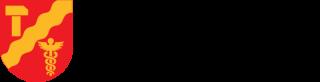 Tampereen kaupungin vaakuna ja linkki verkkosivuille
