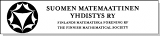 Finnish Mathematical Society logo